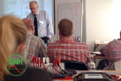 EMH bietet vielfältige Unterstützung zur praxisorientierten Prüfung und Installation von Elektrizitätszählern.