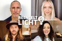 Recycelt Licht! – Prominente rufen mit neuer Initiative zur Ressourcenschonung auf
