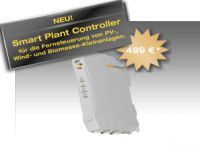 Der CONPOWER Smart Plant Controller / SPC