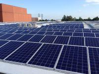 Der John Deere Campus – Ein Referenzobjekt der Wierig Solar Energiesysteme (Foto John Deere)