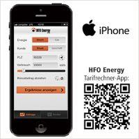 stromrechner app,gasrechner app,hfo energy,ipad kostenfrei,energievertrieb app,tarifrechner app,energie-distributor