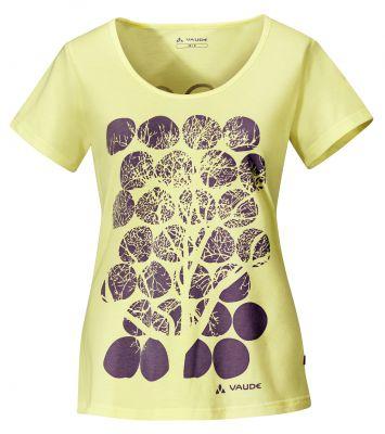 VAUDE T-Shirt mit Green Shape Label und von bluesign geprüft