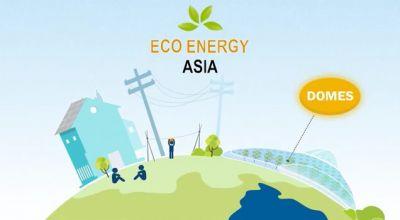 Eco Energy Tech Asia Biodomes