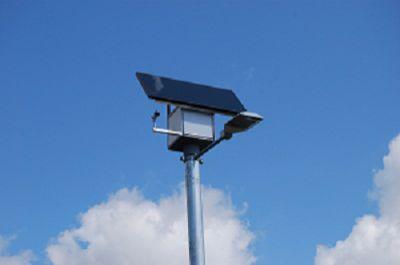 Solar LED Parkplatzlaterne - VerySol GmbH