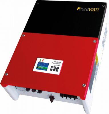 Solar Wechselrichter Jurawatt