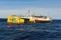 Der Penguin von Wello soll für die chinesischen Wellenverhältnisse optimiert werden.