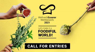Der WeltverbEsserer-Wettbewerb 2021 sucht Deutschlands nachhaltigste Food-und Gastro-Konzepte. Anmeldeschluss: 15.01.2021