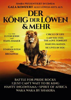 07.03.2020, Herkulessaal der Residenz München - Der König der Löwen