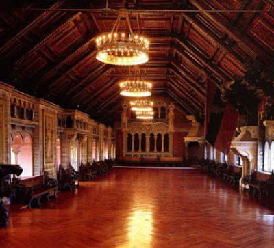 Wartburg, Festsaal