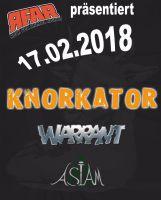 17.02.2018 Schlachthof Bremen: RFAR Indoor 2018