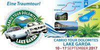 Das Cabrio Event in den Dolomiten und am Gardasee der Extraklasse