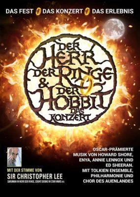 """21.01.2020, Westfalenhalle - DER HERR DER RINGE & DER HOBBIT - das Konzert mit """"Pippin"""" Billy Boyd"""