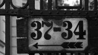 250 Jahre Hausnummern in Wien. Foto: Bezirksmuseum Rudolfsheim-Fünfhaus