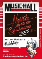 30 Jahre Frankfurt Music-Hall: Snap! - live in der Batschkapp