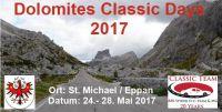 3rd Dolomites Classic Days 2017