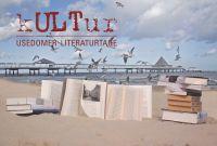 Bücher am Strand von Seebad Heringsdorf (c) Geert Maciejewski
