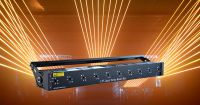 Beambar LPS Laser Array Beam Bar wird international eingesetzt bei Events, Festivals, Tourneen, ...