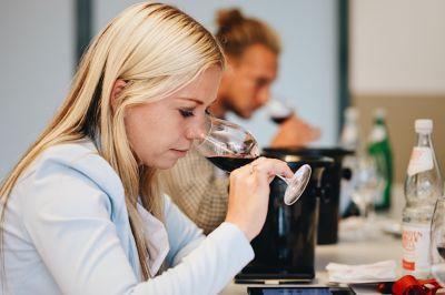 Berliner Wine Trophy - Sommerverkostung -  Weinwettbewerb - Weinpreis - Weinjuror