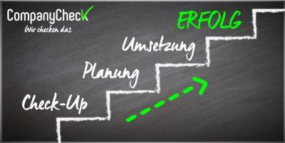 CompanyCheck Deutschland GmbH Kooperationspartner der BGW, BGW Unternehmerschulung, Unternehmermodell