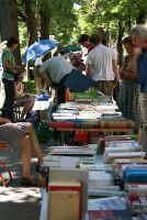 use[d]ful books - Spendenaktion von Bonavendi auf dem LISAR Bücherflohmarkt