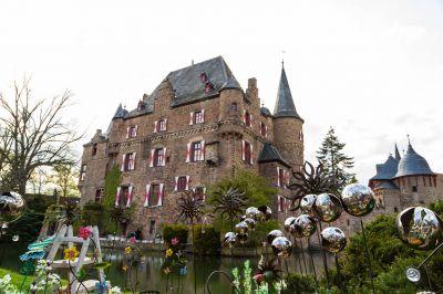Quelle: Der Fotoschmied/Mike Göhre. Veröffentlichung des Fotos nur in Verbindung mit einer Berichterstattung über Burg Satzvey.