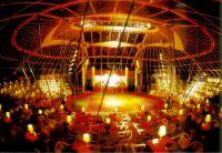Weihnachtsessen für Firmen im Circus Restaurant GO