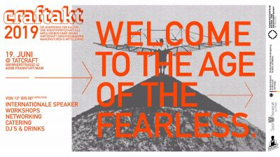 Welcome to the age of the fearless