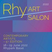 Der 5. RHY ART SALON BASEL findet im Juni 2022 statt.