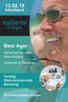 Best Ager beim Zahnarzt