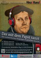 Das außergewöhnlichste Musiktheater über Martin Luther und die Reformation seit 1517!
