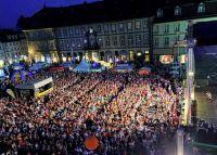 Zum 13. Internationalen TUCHER Blues- & Jazzfestival in Bamberg werden insgesamt 150.000 Besucher erwartet