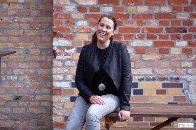 """Mareike Reis, Gründerin """"Die Housekeeping Community""""."""