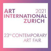 Die Kunstmesse ART INTERNATIONAL ZURICH 2021 zeigt aktuelle Positionen der zeitgenössischen Kunst