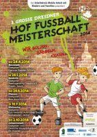 Hoffußball Meisterschaft Dresden
