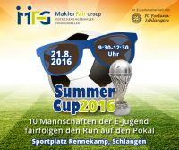 SummerCup 2016 der MaklerFair Group