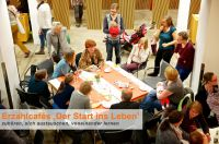 Erzählcafés 'Der Start ins Leben' 2015 in Deutschland