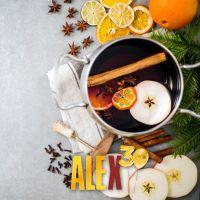 Weihnachtliche Heißgetränke im ALEX, ©ALEX