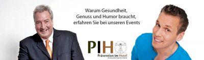 """Event """" """"Warum Gesundheit, Genuss und Humor braucht"""""""
