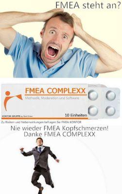 FMEA Complexx: Keine Kopfschmerzen mehr dank fundierter Fehleranalyse