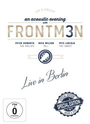 Cover der Frontm3n DVD