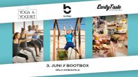 Yoga & Yogurt meets Bootcamp