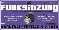Funksitzung 2018, Karnevalsfreitag 09.02.2018, Club Z im Zimmermann's, Köln