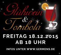 Glühwein und Tombola im GERMENS Store & Lounge am 18. Dezember 2015
