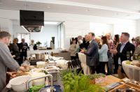 Rund 400 Besucher zählte die Neueröffnung von Kuhlmann Küchen in Wallenhorst am 21. und 22. Juni.  Bild: Clean Fotostudio