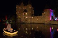 Geisternacht auf Burg Satzvey. Quelle: Feenstaub Entertainment/Burg Satzvey