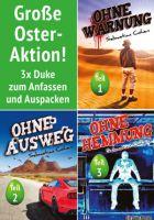 Heute letzte Chance auf das mega Komplett-Osterpaket mit den DREI tollen Büchern von Sebastian Cohen!