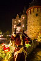 Burgweihnacht Burg Satzvey. Quelle: Mike Göhre/Der Fotoschmied
