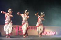 Beim Indian Summer steht auch klassicher indischer Tanz auf dem Programm