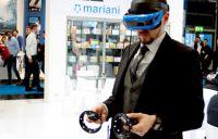 AR- und VR-Technologien auf der Veranstaltung ausprobieren