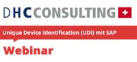 DHC AG - Kostenloses Webinar: UDI mit SAP
